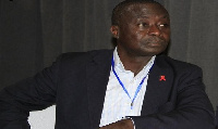 Mr Cosmos Ohene-Adjei, Acting Director of Technical Services of GAC