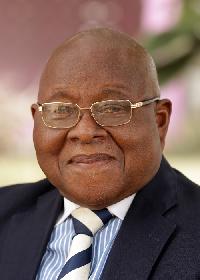 Prof Mike Oquaye, Speaker of Parliament
