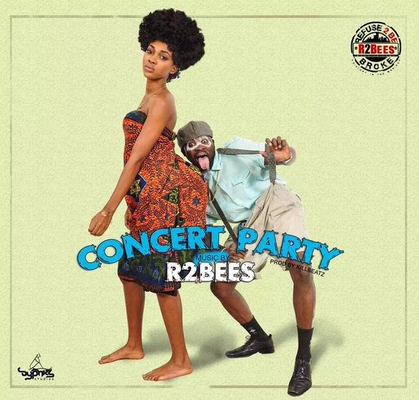 R2bees releases 'Concert Party'