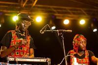 Artistes perform at the Bayimba International Festival in Kampala, COURTESY | BAYIMBA FESTIVAL