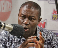 Nana Akomea, NPP Director of Communications
