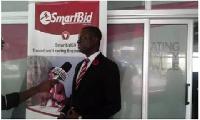 Simon Annan, Co-Founder of SmartBid Ghana Limited