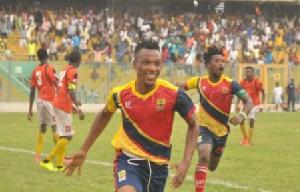 Sacked Samuel Yeboah Hearts