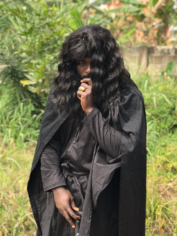 \'I ordered your pastors to collect your panties and bras\' – Ghana Lucifer tells Ghanaians