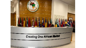 The AfCFTA is headquartered in Accra, Ghana
