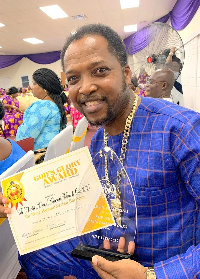 Charles Nimmo Ntiamoah-Mensah (Mr CNN)