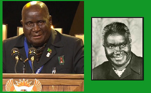 Kenneth Kaunda died at the age of 97