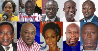 A section of appointees under the Akufo-Addo administration