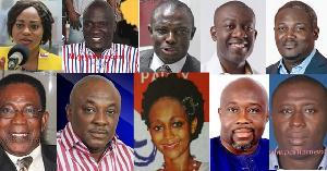 Akufo Appointees