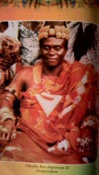 Denkyirahene, Odeefo) Boa Amponsem III