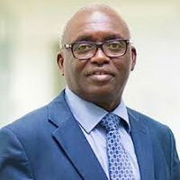 General Secretary of the Ghana Olympic Committee, Richard Akpokavie