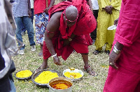 File photo: Homowo festival