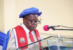 Rev. Anthony Afful-Broni, Vice Chancellor of the University of Education, Winneba