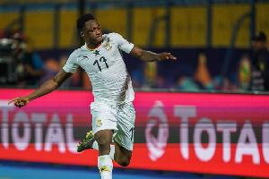 Baba Rahman, Black Stars defender