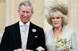 Charles And Wifey