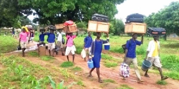 Stop the battle over Free SHS, focus on education development – Politicians advised