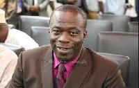 Minister-designate for Employment and Labour Relations, Ignatius Baffour Awuah