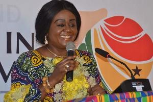 Barbara Oteng Gyasi, Minister of Tourism, Creative Arts and Culture
