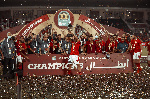 Ahly also won the 2020 CAF Champions League