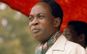 Kwame Nkrumah, First President of Ghana