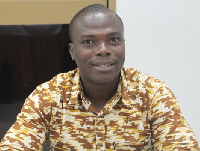 Sulemana Braimah, Executive Director of the Media Foundation for West Africa (MFWA)