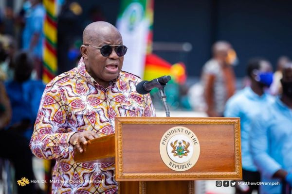 Presby Moderator's description of Akufo-Addo's govt will shock you