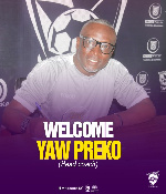 OFFICIAL: Medeama appoint Yaw Preko as head coach, Yaw Acheampong is assistant