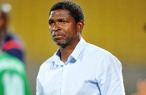 Maxwell Konadu, CHAN Black Stars coach