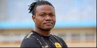 Ghana international Albert Bruce