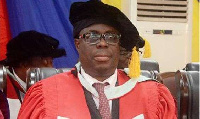Vice Chancellor of the University of Cape Coast (UCC), Professor Joseph Ghartey Ampiah