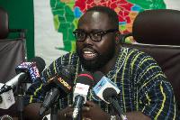 Peter Boamah Otokunor, Deputy General Secretary of the NDC