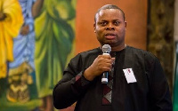 Franklin Cudjoe, President of policy think tank, IMANI Africa