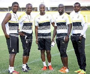 Coaching Squad