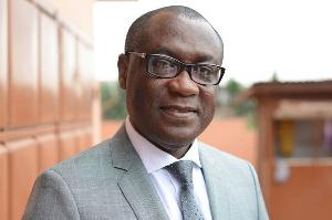 Reverend Ernest Adu Gyamfi, National Peace Council chair
