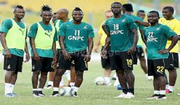 AFCON 2021 Qualifier: Black Stars to arrive in Cape Coast on Tuesday