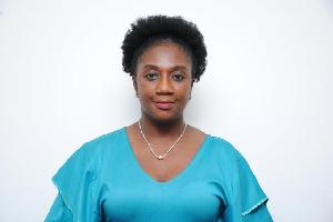 Georgina Asare Fiagbenu, author