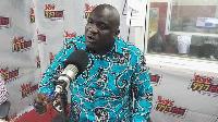 Anthony Karbo, Deputy Minister Designate for Roads and Highways