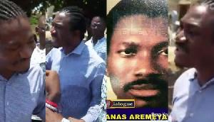 Alleged Anas Aremeyaw Anas
