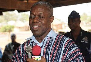 Vice President, Amissah-Arthur