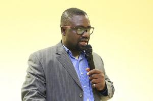 Governance expert, Dr Okyere Ankrah