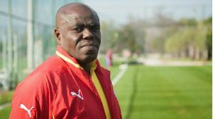 Sellas Tetteh, head coach of Sierra Leone