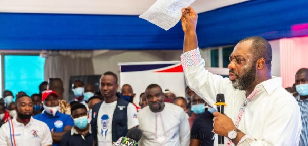 Election 2020: \'Lead the campaign\' – Napo to NPP youth