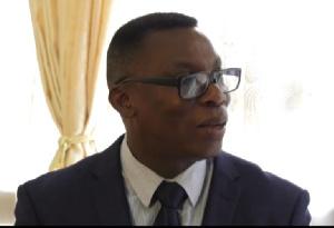 Justice Yaw Ofori, Commissioner of Insurance