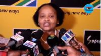 South African High Commissioner to Ghana, Lulu Xingwana