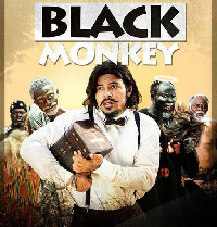 Black Monkey movie cover