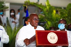 Akufo Addo 2020ElectionsSpeech1