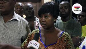 Naa Komley Vanderpuey, Wife of Odododiodio MP