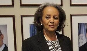 Sahle-Work Zewde is the president of Ehtiopia