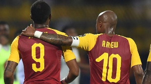 Ayew Brothers Afcon