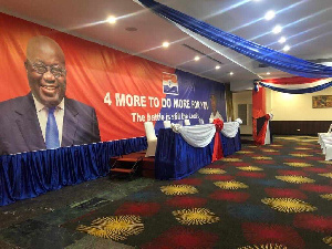 President Akufo-Addo will today be acclaimed as the NPP Flagbearer for the 2020 election